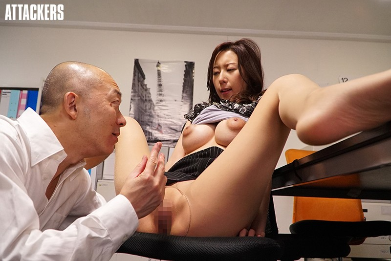 ATID-327 Studio Attackers - The Moist Pantyhose Of An Office Lady. Saeko Matsushita big image 4