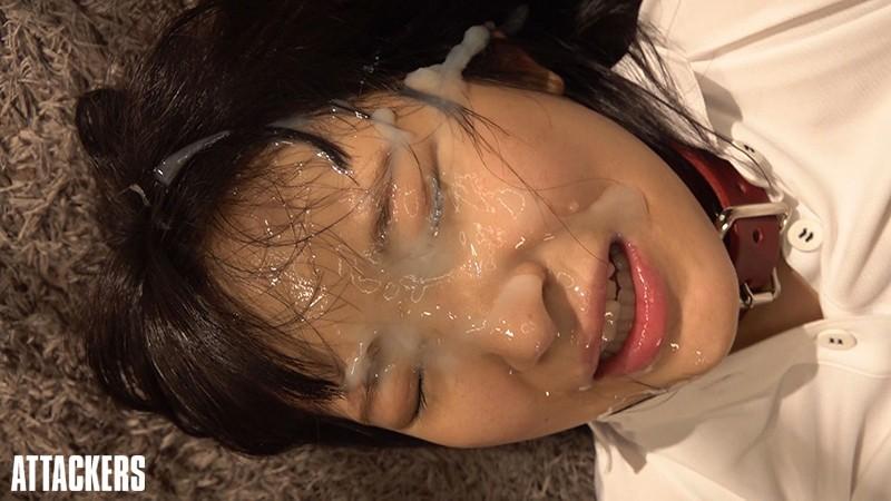 テニス部所属女子大生 監禁ぶっかけ凌辱 深田結梨 キャプチャー画像 12枚目