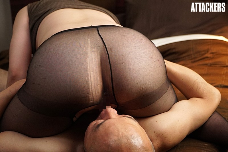 ATID-366 Studio Attackers - The Moist Pantyhose Of An Office Lady - Nanaho Kase