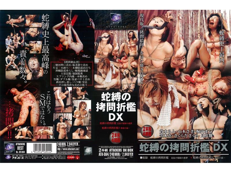 蛇縛の拷問折●DX