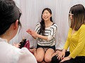 [ATOM-344] 女監督トラ子の女の子同士だから女子会ノリでぶっちゃけドスケベ体験◆極細ヒモパンで素股してみませんか?勃起チ●ポが擦れて気持ち良くなってる…