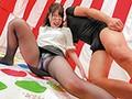 パンチラ&マンチラてんこ盛り!素人黒パンストOL限定!!目指せ!賞金100万円!黒ストッキングツイ●ター野球拳