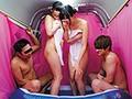 温泉街で見かけた浴衣美人さん!タオル一枚で密着ローション混浴してみませんか?