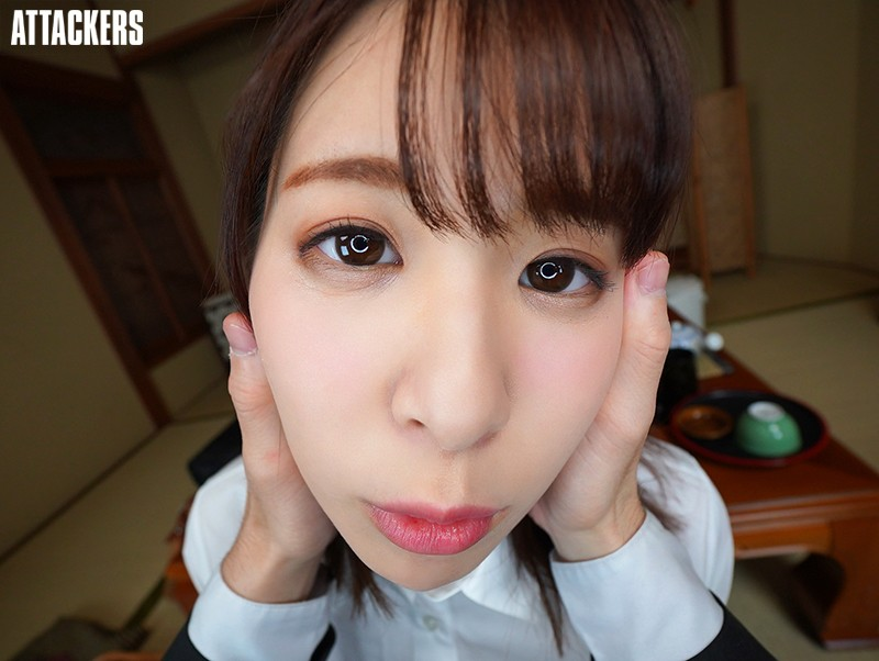 【VR】可愛い部下が潤んだ瞳であなたを求めてくる。 出張先の旅館で部下のひ...のサンプル画像