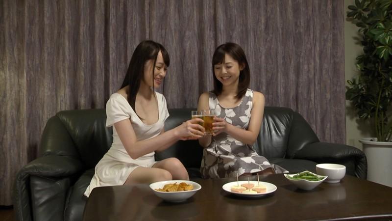 義姉妹レズビアン 〜義妹に誘惑された幼な妻〜 桐山結羽 谷花紗耶 画像2