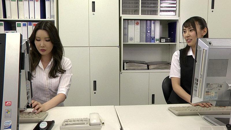 禁断オフィスレズビアン ~新人OLを舐めつくすお局上司~ 竹内夏希 木村穂乃香