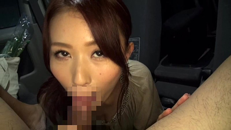 専業主婦ナンパ!!元モデルのGカップ美巨乳スレンダー美人妻は乳首の色までスケベ色!! サンプル画像 2