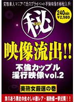 (秘)映像流出!! 不倫カップル淫行映像 美熟女厳選の巻 Vol.2 ダウンロード