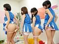 チラッしゃいませ!!kawaii*学園文化祭2014 パンチラJKがお...sample5