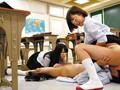 超絶倫ヤリマン女子!去年まで女子校だった学校(※しかも超ヤ...sample3