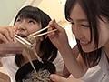 食ザー咀嚼レズバイキング!! 浅田結梨 小野寺梨紗sample4