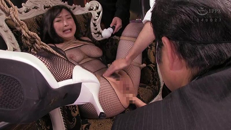 恥辱の美魔女見世物調教 成澤ひなみ キャプチャー画像 13枚目