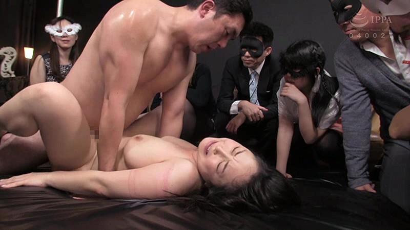 恥辱の美魔女見世物調教 成澤ひなみ キャプチャー画像 20枚目