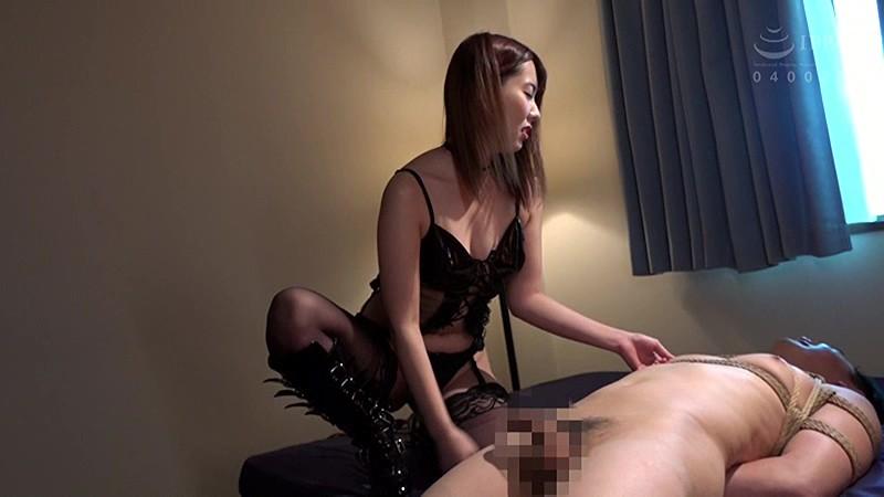 結衣女王様のM男調教 波多野結衣 キャプチャー画像 4枚目