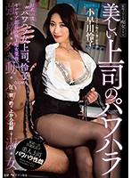 屈辱パワハラ痴女ドラマ 美しい上司のパワハラ 小早川怜子