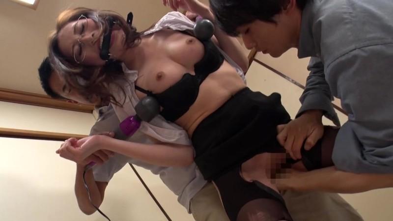 マゾ牝調教肉便器失墜の昏●調教 汚された美人家庭教師みか EPISODE1のサンプル画像