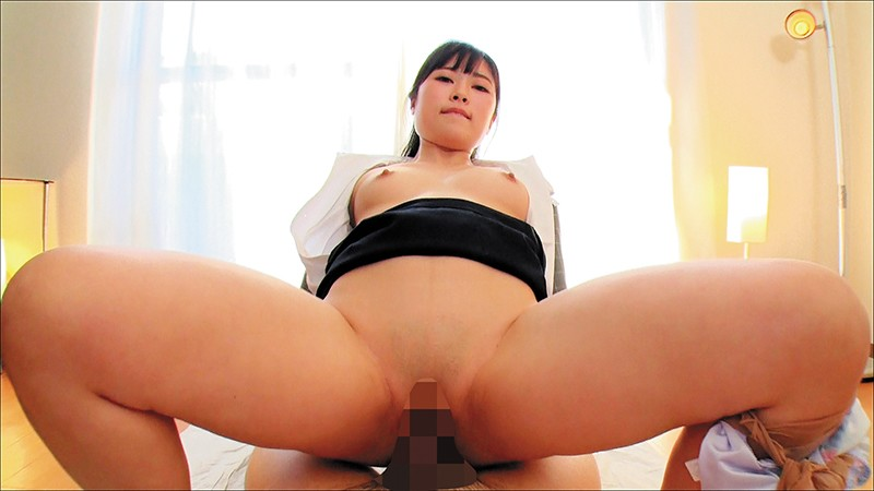 【完全主観】同じ職場の憧れの受付嬢とヤリたい放題性交 Vol.003