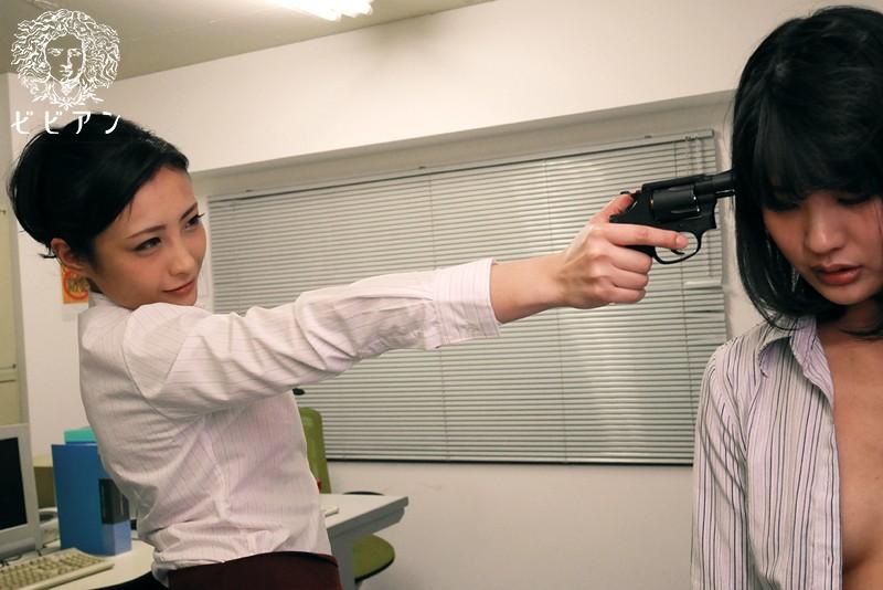 レズビアンに囚われた女潜入捜査官〜事件は署内で…地に堕ちた<正義>という名のレズビアン〜 画像9