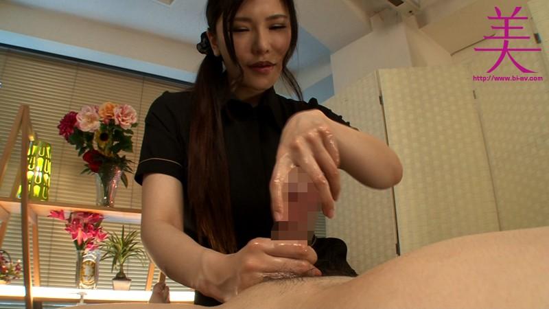 感度集中!ねっと〜り亀頭責め痴女 沖田杏梨 キャプチャー画像 8枚目