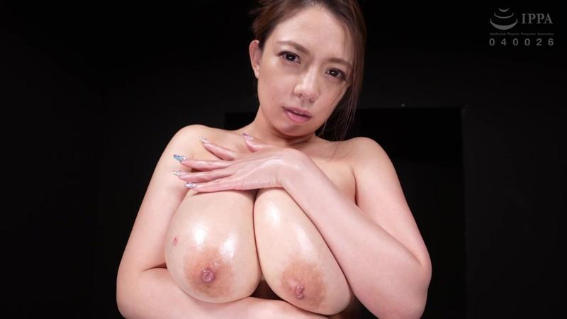 パイズリマゾ Hcupな巨乳妻とパイズリセックス 織田真子 20枚目