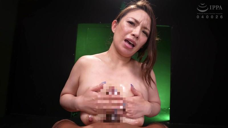 パイズリマゾ Hcupな巨乳妻とパイズリセックス 織田真子 9枚目