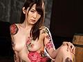 全身タトゥーの女 彫られてMに目覚めるモデル 波多野結衣