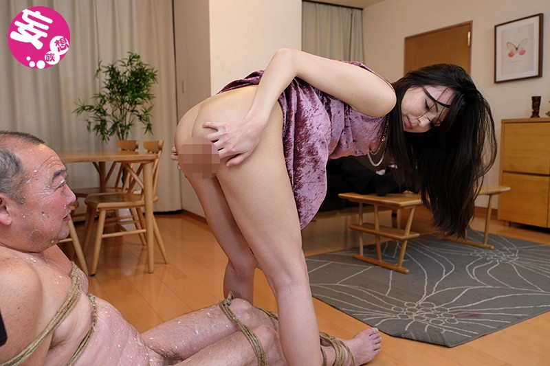 縛り拷問覚醒 割れ目浣腸遊戯 西田カリナ 画像6