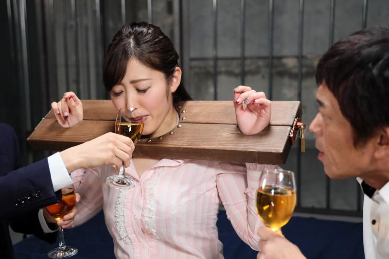 最後の晩餐 剃毛女社長 水野朝陽 画像16