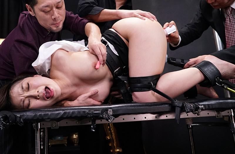 拷問される女-煉獄の蜜肉- 第一話:陥落するエリート捜査官の凄まじき咆哮 八乃つばさ キャプチャー画像 11枚目
