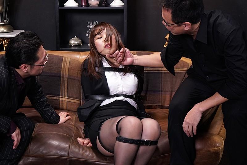 拷問される女-煉獄の蜜肉- 第一話:陥落するエリート捜査官の凄まじき咆哮 八乃つばさ キャプチャー画像 6枚目