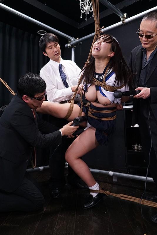 拷虐囮捜査官-PERSONA- episode1 残虐捕獲作戦に狂い泣く生贄の蕾 稲場るか