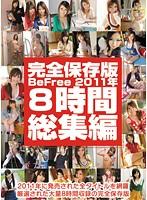 完全保存版BeFree2011年8時間総集編 ダウンロード