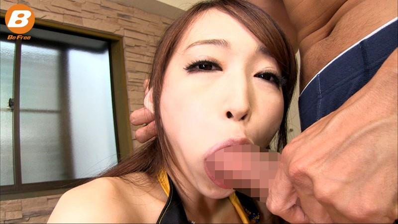 RQ〜美爆乳レースクィーンの流出中出しFUCK!〜 蓮実クレア 1枚目