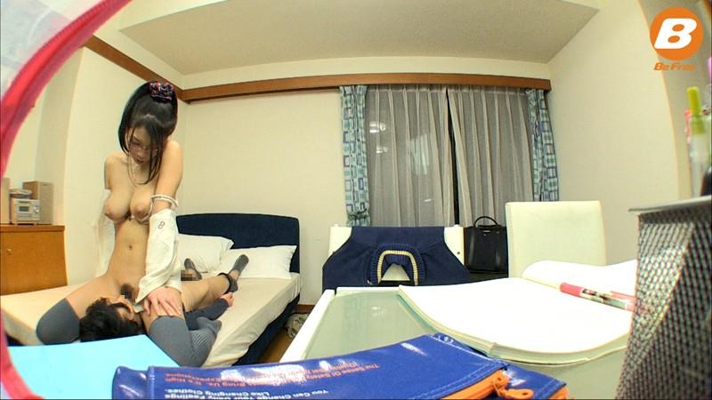 【ドキュメンタリー】 家庭教師ゆうき先生の中出し授業 穂高ゆうき キャプチャー画像 3枚目