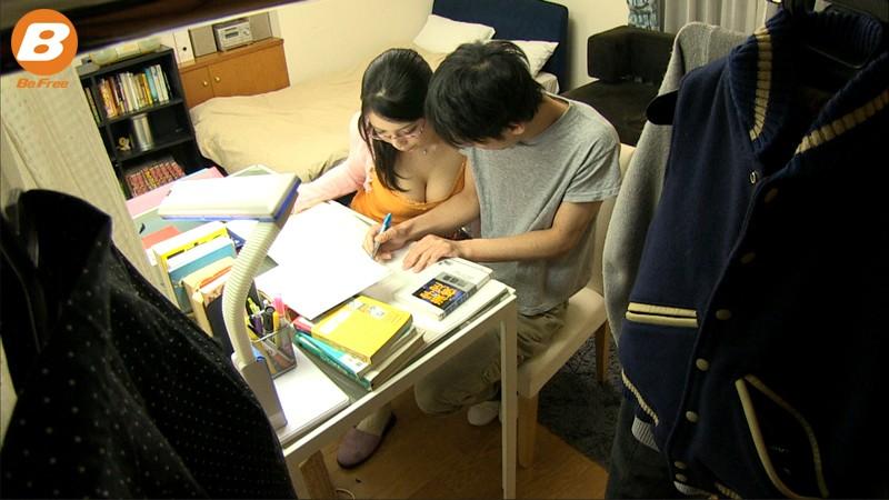 【ドキュメンタリー】 家庭教師ゆうき先生の中出し授業 穂高ゆうき キャプチャー画像 9枚目