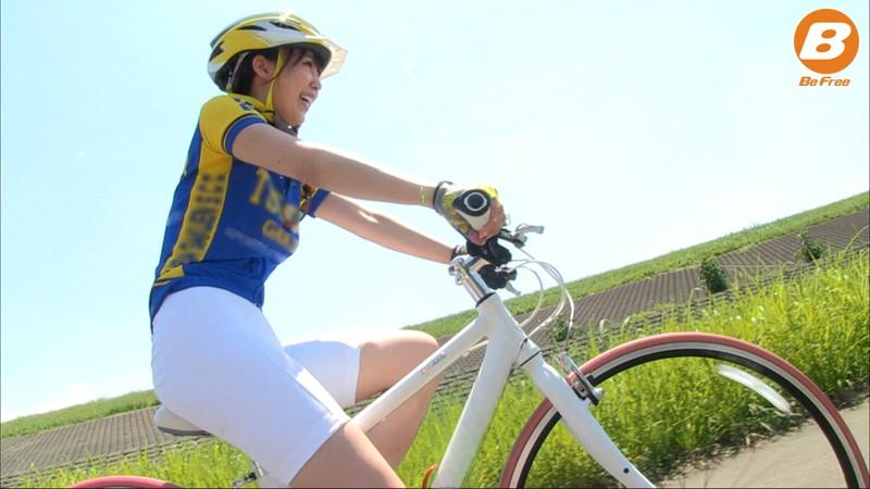 中出しサイクリング女子 森はるら キャプチャー画像 9枚目