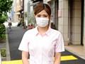 ナンパしてそのままAVデビュー 現役Gカップ歯科衛生士 茅原里恋-エロ画像-1枚目