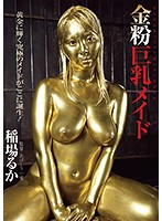 金粉巨乳メイド 稲場るか bgg00001のパッケージ画像