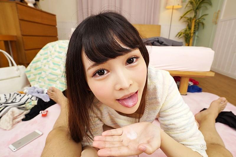 【VR】美少女がペロペロして舐め尽くすフェラチオ大発射BEST200分!! 画像15
