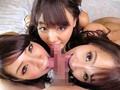 イケイケ黒ギャル3人組に占拠された我が家 香山美桜 青地
