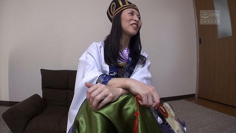 三国志熟女 この美熟女は三国志をアツく語りたいんです! 井上綾子 キャプチャー画像 1枚目