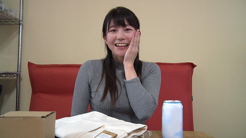 ハニかむ笑顔が可愛い映画館スタッフ キラキラした瞳でD級ホラーを語った後巨根ブチ込まれガクガク震えてイク!1