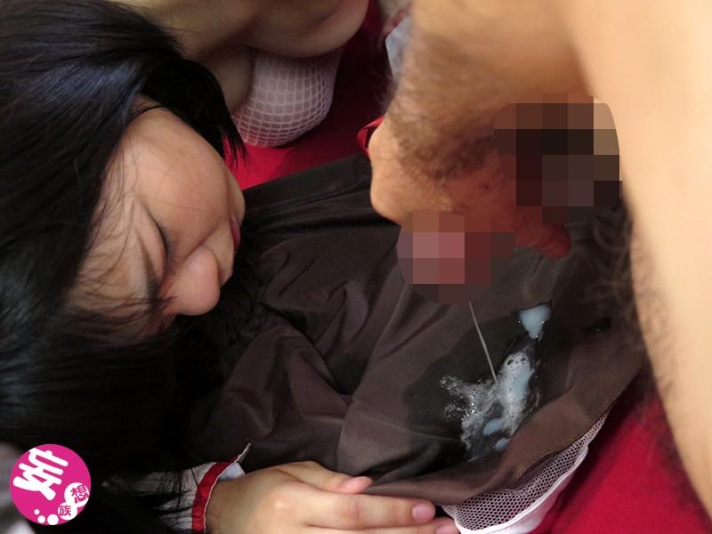汁男優に飼育された精子娘 くっさいザーメン鼻からジュルッっと飲みました 久我かのん|無料エロ画像1