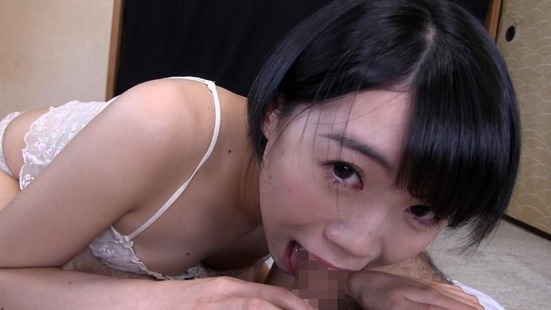 くちマ○コ 喉が性器になってチ○コ無理やり入れたがるド変態優等生 朝長ゆき キャプチャー画像 3枚目