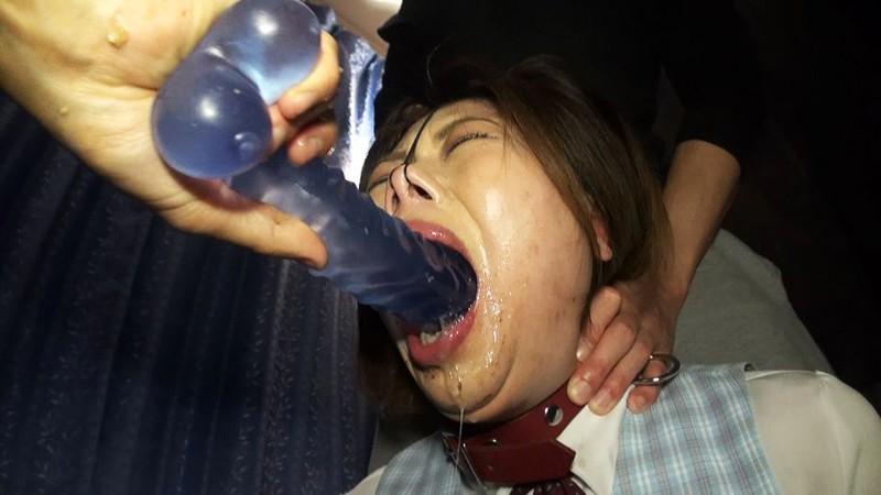喉虐OL鬼調教