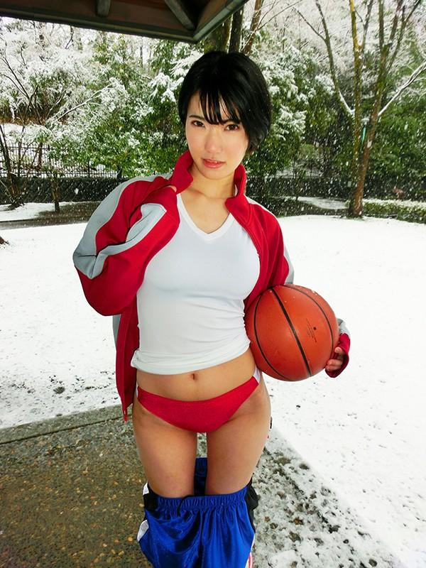 巨乳淫乱ボーイッシュゆうきちゃん2 長友優希 1枚目