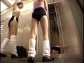 流出映像 覗かれた少女の裸sample11