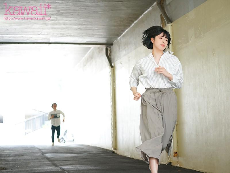 東京ロマンス白書「アンタ絶対私のこと好きになる!」 天真爛漫なキャラクターとフレンドリーな関西弁と感情剥き出しのセックスに心を掻き乱され…気づけば虜になっていたんだ。 石原希望 1枚目