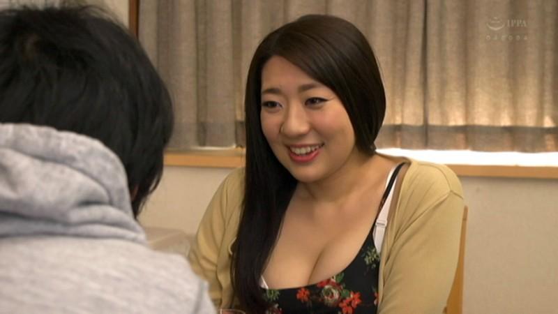 義母のデカ乳輪とムチムチ巨尻に魅了された僕 枡田ゆう子 キャプチャー画像 2枚目