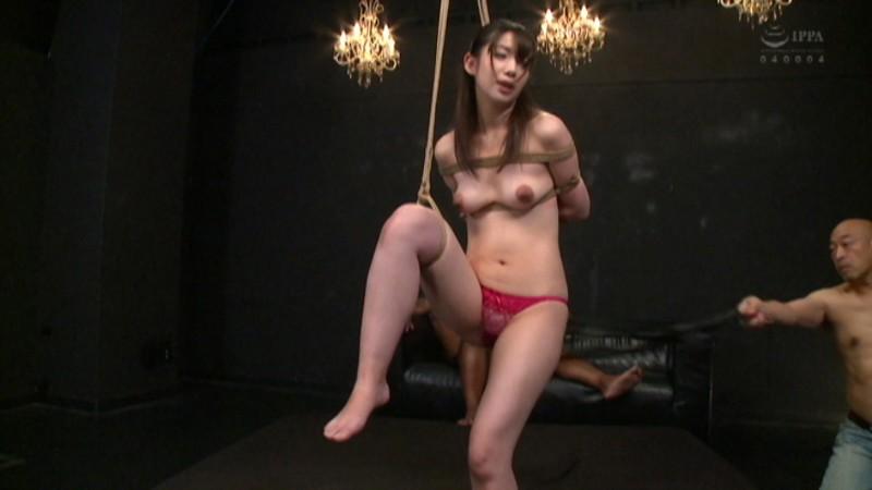 黒人解禁!緊縛デカマラSEX 藍川美夏 キャプチャー画像 15枚目